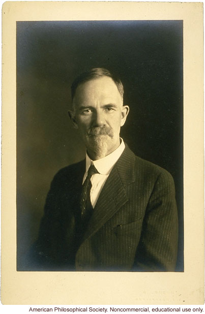 Charles B. Davenport, Director of Biological Laboratory, Carnegie Department of Genetics and Eugenics Record Office, Cold Spring Harbor