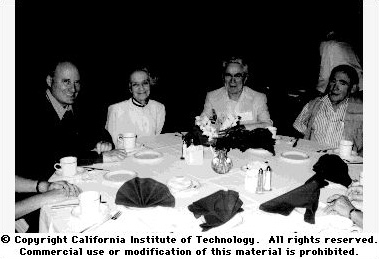 Gallery 21:  Seymour Benzer, Rita Levi Montalcini, Ed Lewis and Sydney Brenner, 1991
